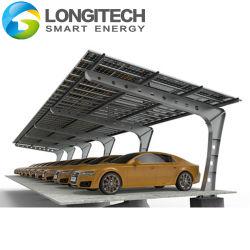 À prova de imobilização Terra Montagem fotovoltaicas Household Panel Marquise Carro Solar de Estacionamento