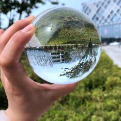 水晶ガラス球ギフトのための 30mm 球
