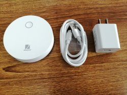 Controle remoto sem fio WiFi APP Gateway Zigbee