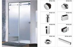 precio de fábrica resistente de Hardware de la Puerta de ducha SIN CERCO