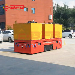 Befanby 1-500 톤 작업장에 의하여 자동화되는 DC 모터에 의하여 운전되는 원격 제어 전기 이동 트롤리 손수레