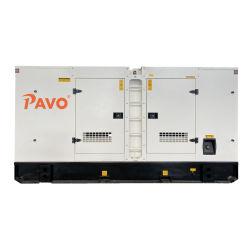 500kVA/400kW 450kVA/360kw 375kVA/300kW 250kVA/200kW Generador de Motores Diesel Generador de Motores Diesel para Home / Hotel / Construcción Generador de Insonorización