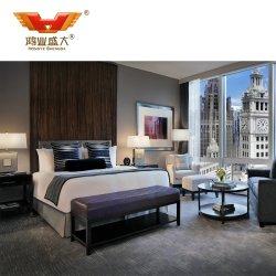 Hölzernes Hotel-modernes Möbel-Fünf-Sternewohnzimmer