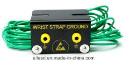 ESD антистатический заземляющий провод соединения на массу провода для промышленных