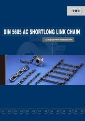 Link-Kette des LÄRM-5685 Wechselstrom-Shortlong