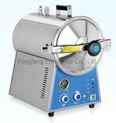 Laboratorio Médicototalmente automático de sobremesa esterilizador Autoclave de vapor rápido