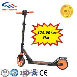 Preiswerter Preis Lithium-Batterie Aluminiumrahmen Weniger Gewicht Roller Zwei Räder