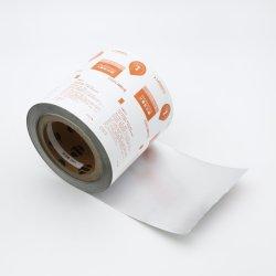 El papel de aluminio Envases de papel Alcohol pastillas Prep.