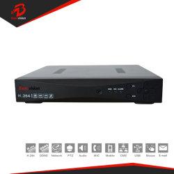 4MP/5MP Videorecorder Xvr DVR van de Veiligheid van kabeltelevisie de Digitale 16CH