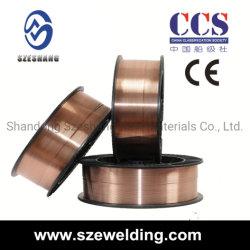 Heißer Verkauf Er70s-6 CO2 Schweißens-Draht-/Schweißens-Material-Hersteller mit Cer-Bescheinigung