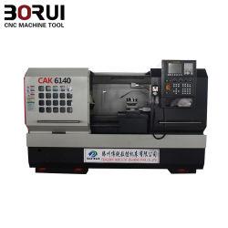 Cak6140 máquina de torno CNC de precisión Heavy Duty 1500 rpm de metal utilizado para la venta