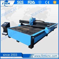 China stellte 1560 2040 der 2060 Metallscherblock CNC-Plasma-Ausschnitt-Maschine 40mm her