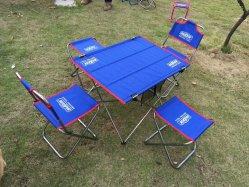 Faminly Pack a dobragem Char e conjunto de mesa para Camping Pesca
