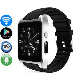 il telefono Android astuto Mtk6572 della vigilanza della vigilanza X86 di 3G WiFi si raddoppia macchina fotografica Bluetooth di WiFi il GPS 2.0MP di memoria