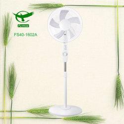 Ventilatore elettrico del basamento del vento forte 16inch delle pale bianche di colore 5