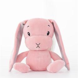 Realist-nettes Großhandelsqualitäts-Kundenbezogenheits-Haustier angefülltes weiches Plüsch-Kaninchen-Spielzeug