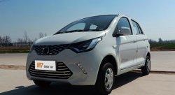 Modelo M7 LHD&Rhd EV com painel solar Pure Carro Eléctrico