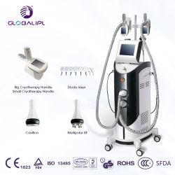 Adelgaza la pérdida de peso corporal masajeador Anti Celulitis Quemador de grasa cavitación Ultrasonido infrarrojos galvánica