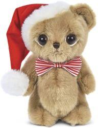 Bearington programável de pelúcia Natal recheado animais bebé ursinho de brinquedo