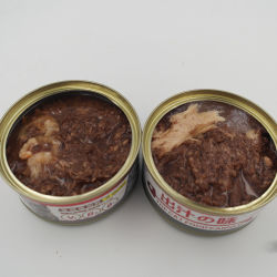 Gato gatos alimentos húmedos bocadillos de etiqueta privada de golosinas Cat/pet food