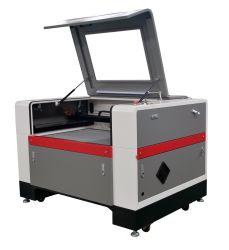 محرك ثنائي أكسيد الكربون CNC المعتمد من قبل الاتحاد الأوروبي قطع ماكينة الكنجرافير بالليزر من أجل الخشب أكريليك الجلد الرخام flc9060 المصنع السعر