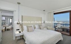 Tejido de 5 estrellas Hotel moderno dormitorio contemporáneo establecer la habitación del hotel