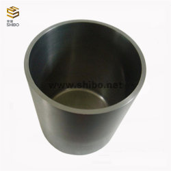 Pressed-Sintered creuset de tungstène de haute pureté