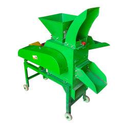 Picadora de forraje verde pequeño / máquina de cortar pasto de forraje / granja de alta calidad de los picadores de heno de hierba para ensilado esmeriladora de forraje para la venta