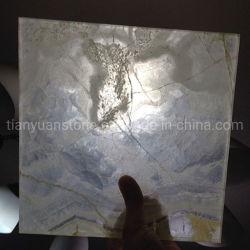 Glas van het Onyx van het Sneeuwwitje het Samengestelde Witte