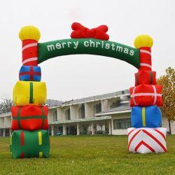 Надувные Рождество Санта для рекламы