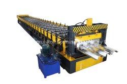 금속 바닥 데킹 롤 전/강철 바닥 시트 기계 / ISO가 있는 건설 롤 성형 기계용 시트 기계 디코딩