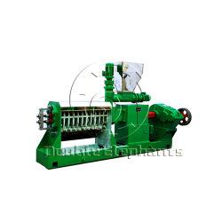 La extracción de aceite de coco prensado en frío la máquina