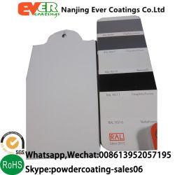 Blanc pur RAL9016 Pure revêtement de poudre de polyester pour profilé en aluminium