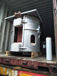 Стальной лом литейного печь плавильная печь для стальных латунь медь цинк в