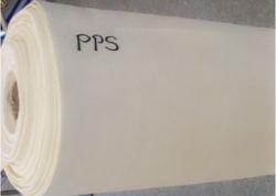 Feltro perforato ago impermeabile dei Nonwovens del tessuto filtrante della polvere di PPS