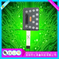 Epoxidbeschichtung Schalter mit Metall-Dome-Tasten und Kabel für Einrichtung