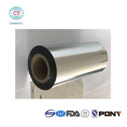 Haute Barrière contre l'eau et d'oxygène de bonnes propriétés d'extension RPC Film métallisé /Pbcm Film