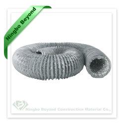 Tubo flexível de alumínio revestido de PVC