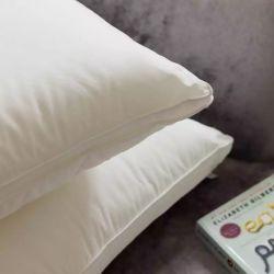 Baumwolle, die weiche Qualität gestepptes Kissen (JRD444, umkleidet)