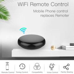 Tuya WiFi Universal Smart IR Controlador Remoto de vida inteligente APP Alexa Acho Telecomando por infravermelhos