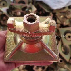 [دي120120مّ] /115mm [115مّ] مرساة صمولة/صب مرود خابور جناح صمولة /Square لوحة جناح صمولة