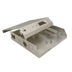 Kundenspezifischer Laser Cut / Laser Cutting Service Edelstahl Blechfertigung / CNC-Laser Schneiden Von Schweißteilen Stanzprodukte