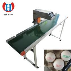 Código de ovo automática de alta qualidade máquina de impressão para venda