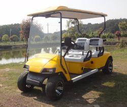 Ec006 Heet verkoop Gebruikt 4 Auto's Seater en de Elektrische Kar van het Golf met Ce