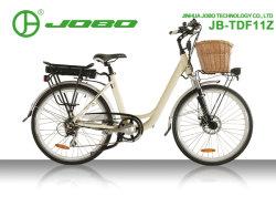 26дюйма города электрический велосипед с корзины используется для работы
