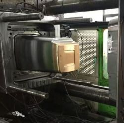 [120ل] بلاستيكيّة صناعيّ [أشكن] صندوق نفاية خانة حقنة [موولد]