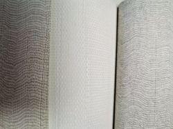 Tela semitransparente de malla malla, la compensación de tela de gasa de China, el poliéster tejido de algodón, Osnaburg