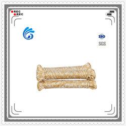 Рр экранирующая оплетка витой веревки из полипропилена промысел трос с высокой прочности