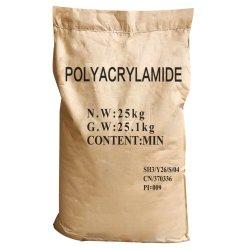Вод Flocculant Polyacrylamide/PAM для мойки