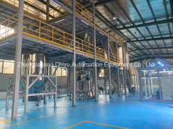 플라스틱 혼합기/혼합 기계/블렌더/공압 이송 시스템/진공 컨베이어/주입 시스템/PVC 혼합/배합/자동 피더/액체 혼합기/화합물